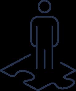 direct hire recruitment icon
